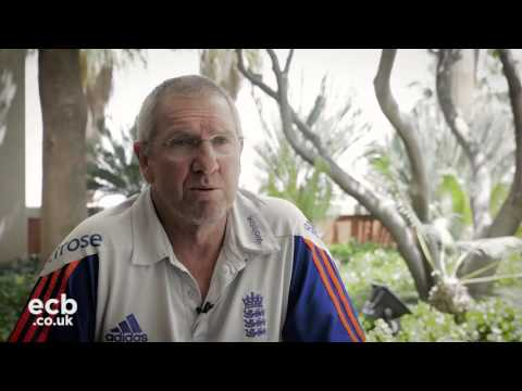 Trevor Bayliss on England's development