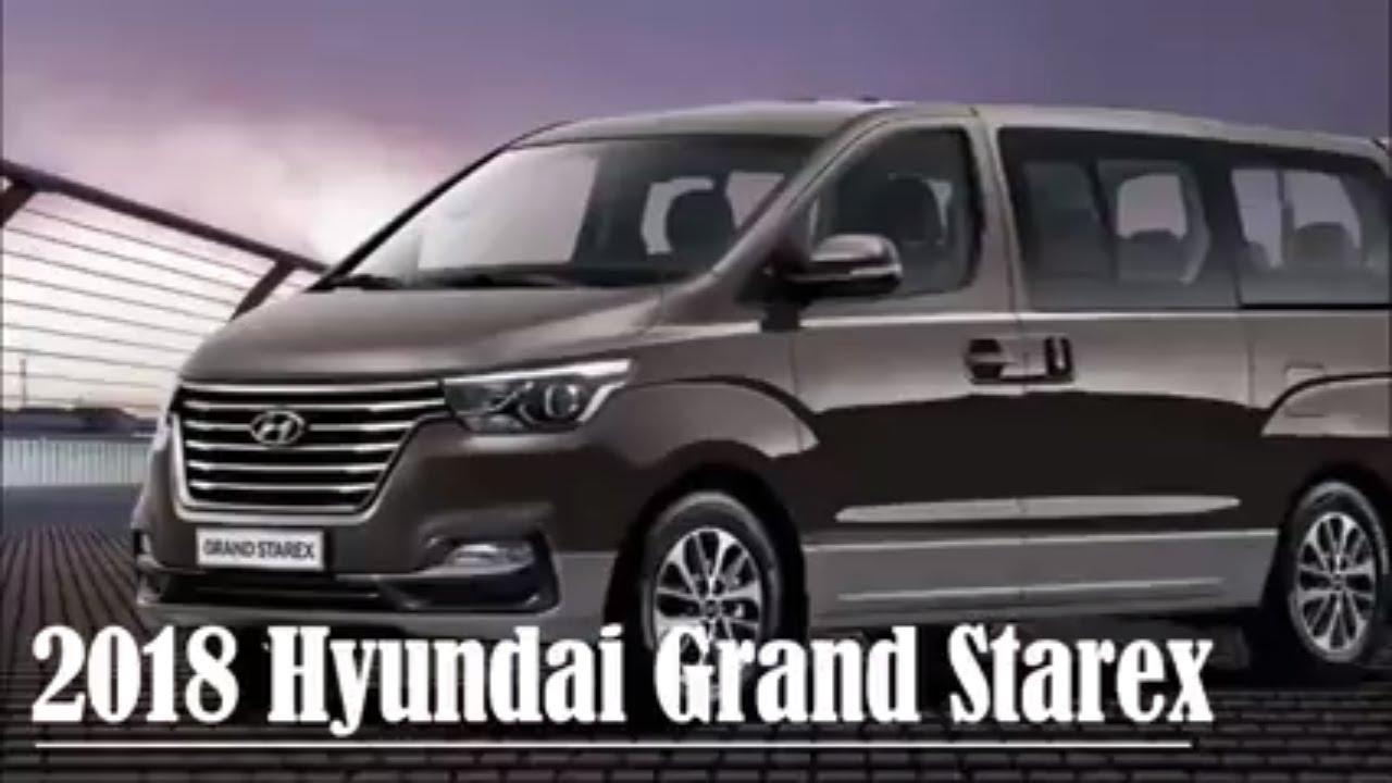 Hyundai Minivan 2018 Motavera Com
