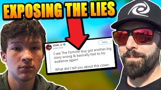 vuclip ZexRow & Keemstar LIED About me.. Keem Is HUGE Hypocrite! (PROOF)