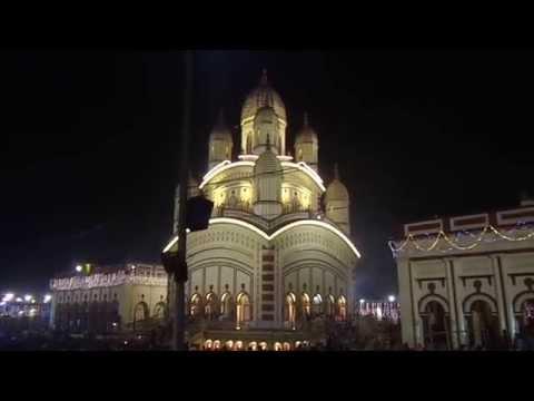 dakshineswar mondir Diwali (Kali Puja) at Night 03:00 A.M : temple