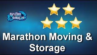 Marathon Moving Company in Canton MA  Remarkable Five Star Review by Sheldon Prenovitz