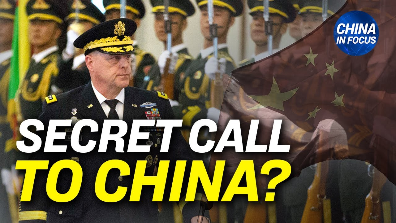 General Milley asked to resign over China calls; China labels George Soros 'the son of Satan'