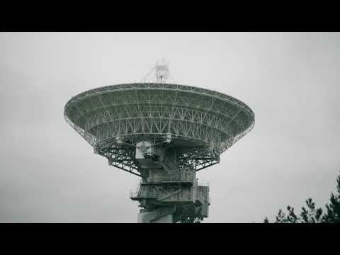 Secret ex-Soviet Radio Telescope - Dark ambient
