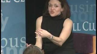 10.15.09 Facebook COO Sheryl Sandberg in conversation with Altimeter Group Founder Charlene Li