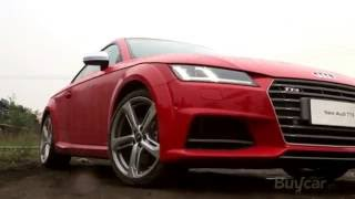 "2016 Audi TTS (8S) "" Test Drive & Review """