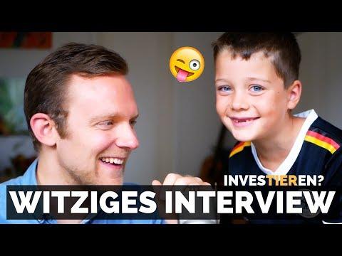 Interview - Investieren, Witze & Outtakes. Finanzkrise Abschlussvideo