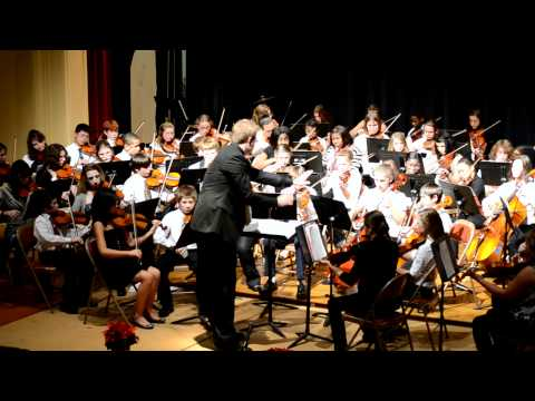 Curtin Middle School (Winter Orchestra Concert 2)