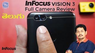 inFocus VISION 3 Full Camera Review in telugu Tech-Logic