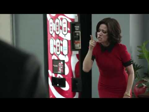 Veep - Selena gets threatened by her party.