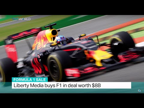 Formula 1 Sale: Liberty Media buys F1 in deal worth $8B