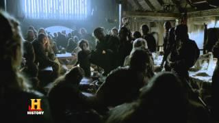 Vikings Season 3 Clip & Photos From Episode 5 RAGNAR WANTS TO RAID PARIS