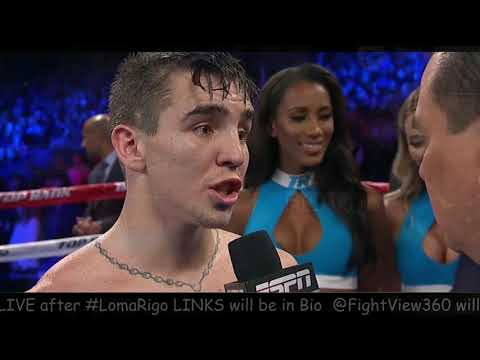 CONLAN VS MOLINA FULL POST FIGHT RESULTS & REVIEW! MICK RETURNS 3/17/18 NYC! THE SHAKUR PATH?