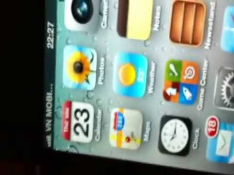 Iphone 4s mất sóng khi cầm tay trái [Applepro.vn]
