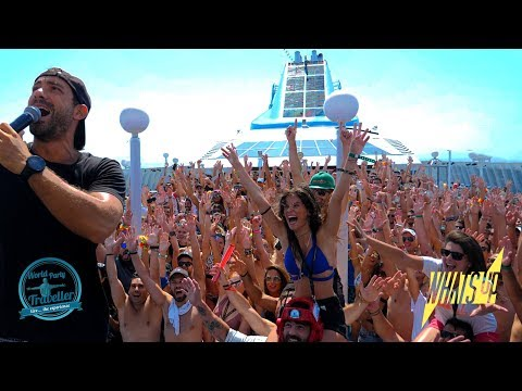 WORLD PARTY CRUISE powered by What's Up - 2017 Official Aftermovie