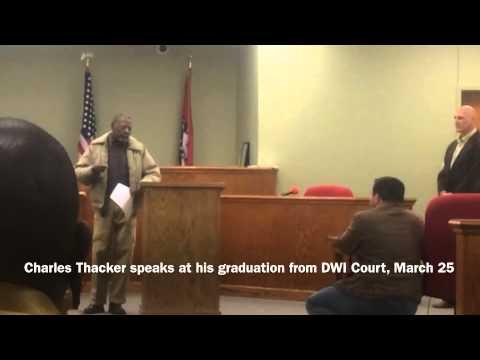 Jefferson County DWI Court Graduation