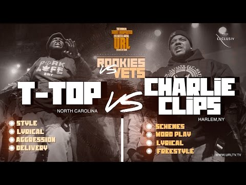 CHARLIE CLIPS VS T-TOP SMACK/ URL