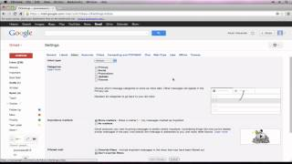 gmail tutorial 2013 revert to old gmail inbox look part 8