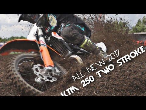 MOTOCROSS TESTED: 2017 KTM 250 SX TWO STROKE