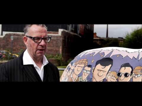 Herd of Sheffield Artist: Pete McKee