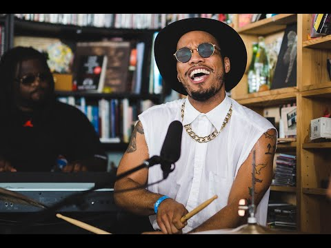 Anderson  & The Free Nationals: NPR Music Tiny Desk Concert