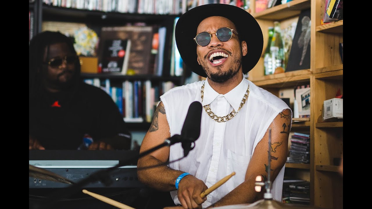 Anderson Paak The Free Nationals Npr Music Tiny Desk