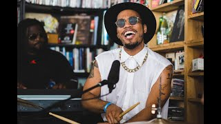Download Anderson .Paak & The Free Nationals: NPR Music Tiny Desk Concert MP3 song and Music Video