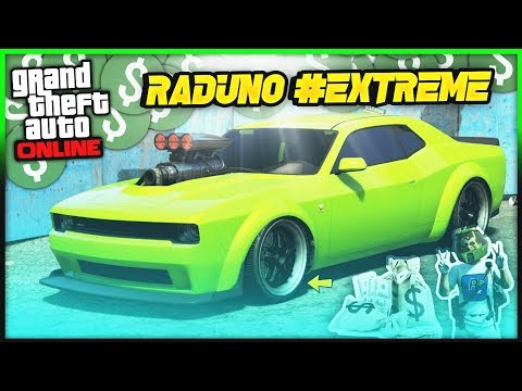 21° RADUNO #extreme - ALL VEHICLES - LOCATION: Centrale elettrica Palmer-Taylor - GTA ONLINE - PS4