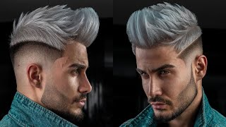 BEST BARBERS IN THE WORLD 2020 || MOST STYLISH HAIRSTYLES FOR MEN 2020 EP.50 HD