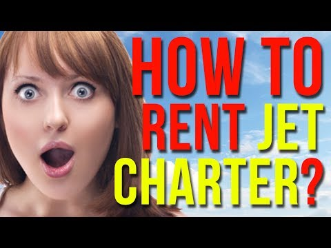 Private Jet Rental - HOW TO RENT A PRIVATE JET CHARTER CHEAP