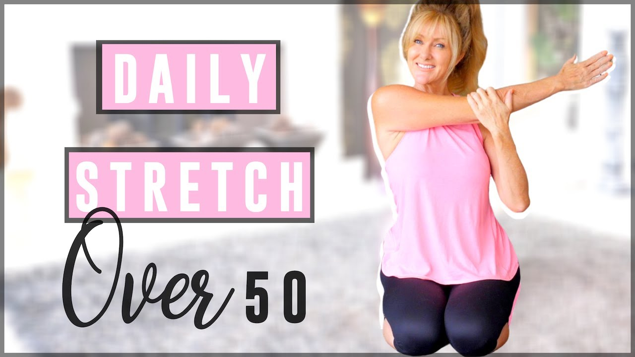 5 Minute Full Body Stretching Routine!
