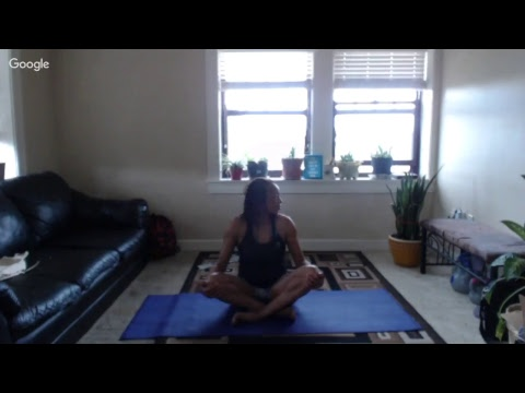 Saturday Yoga Stretch