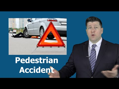 Chicago Pedestrian Accident Lawyer – 3 Things You Must Do