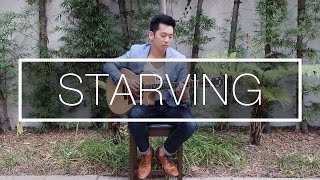 Starving ft. Zedd (Hailee Steinfeld & Grey) - Fingerstyle Acoustic Guitar Cover