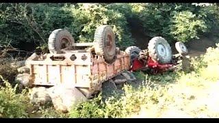 सच या अफवाह : ट्रैक्टर के सामने आई भूतनी और हो गई दुर्घटना, किसान की मौत