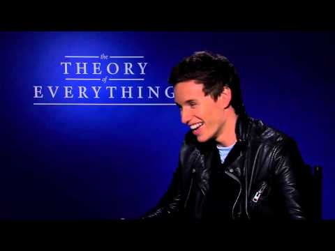 "My Fun Interview with Eddie Redmayne for ""The Theory of Everything"""