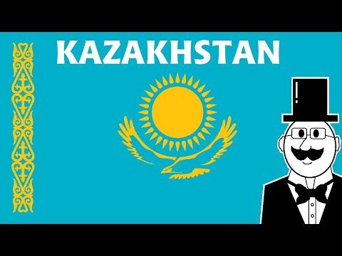 A Super Quick History of Kazakhstan