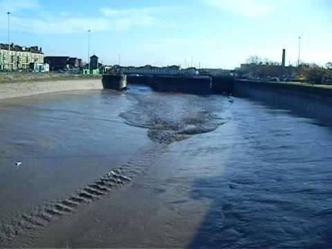 Bristol Docks Scour