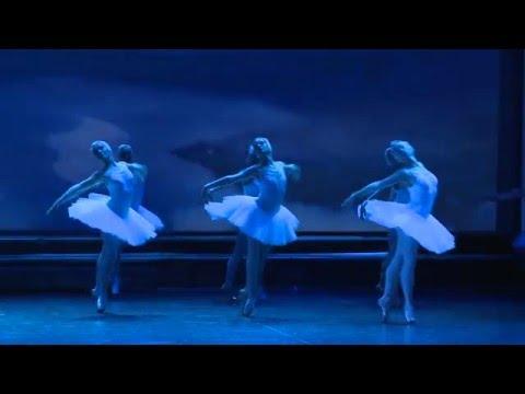 """""""Бал Сказок"""". Антре лебедей и вальс из балета «Лебединое озеро»"""