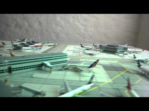 Herpa Airport XL 1:500 Latin American Models