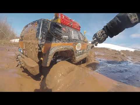 Maritime custom rc mud run