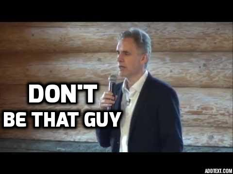 Jordan Peterson  Don't Be The Nice Guy