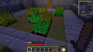 [ч. 01] Minecraft Farming Platform 3 - Захват замка