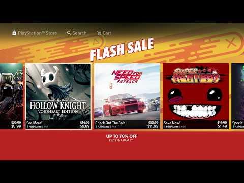 PSN FLASH SALE $1.49 PS4 GAME!