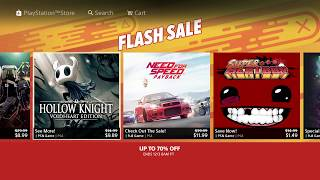 PSN FLASH SALE $1.49 PS4 GAME!