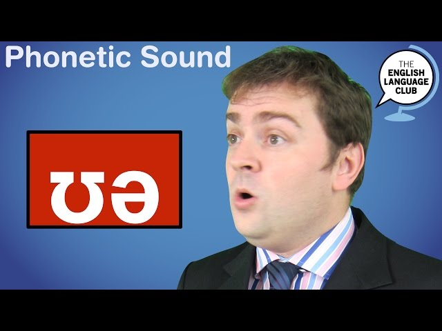 The /ʊə/ Sound