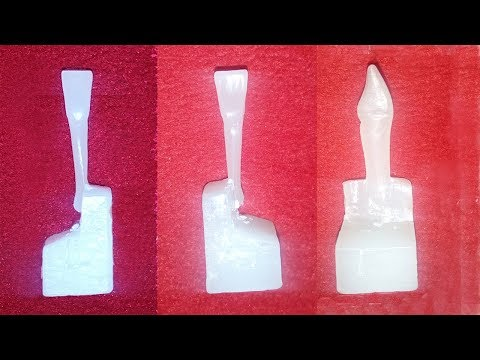 carving of mandibular central incisor