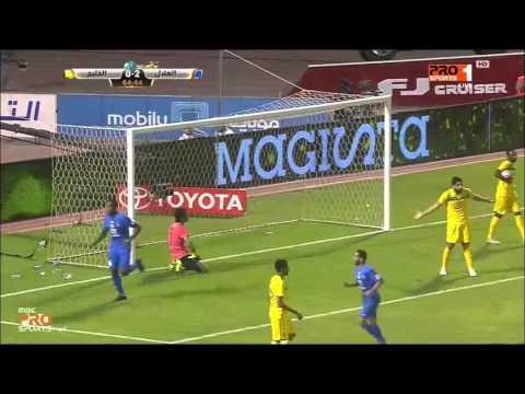 MBC PRO SPORTS - أهداف فوز الهلال على الخليج (7-0)