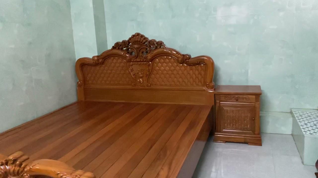 @ Đồ Gỗ đẹp Ngọc Linh * hoàn thiện bộ sản phẩm phòng ngủ cao cấp cho khách hàng tại tp Sầm Sơn