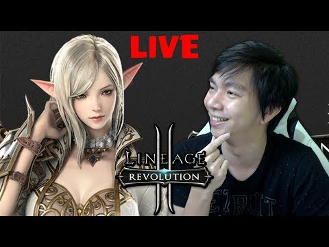 [Replay] Open Fortress Siege - Lineage2 Revolution- MiawAug Live Streaming