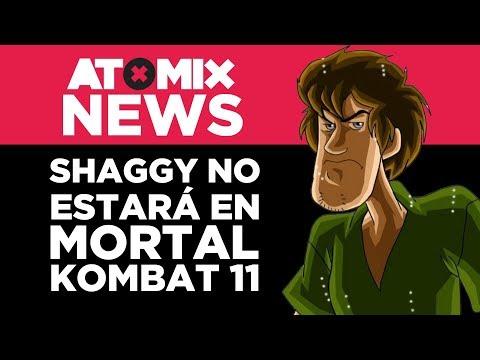 Shaggy no estará en Mortal Kombat 11 – #AtomixNews [06/02/19] thumbnail